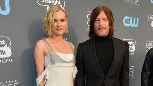 Neu-Mama Diane Kruger lernt Elternsein von Partner Norman!