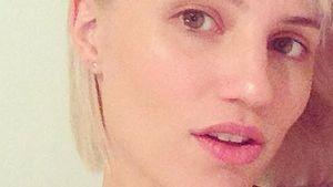 Mega-Makeover! Dianna Agron ist jetzt platinblond