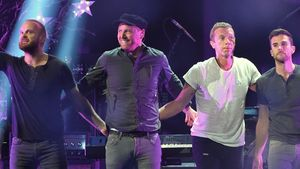 Gänsehaut: Coldplay spielen im TVoG-Halbfinale