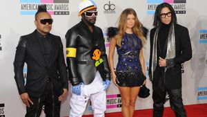 Die Black Eyed Peas bei den American Music Awards 2010 in Los Angeles