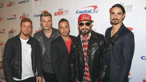 Backstreet Boys beim Jingle Ball 2016