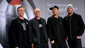 """""""Geile Texte"""": Jacob-Grimm-Preis für die Fantastischen Vier!"""