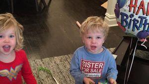 So feierten Neil Patrick Harris' Kids Geburtstag