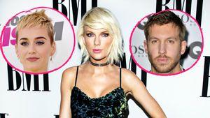 Unangenehm: Trifft Taylor bei VMAs auf Katy & Calvin?