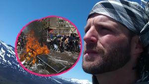 Ausnahmezustand: BsF-Marco bangt in Chile um seine Existenz