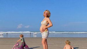 Überraschung! Janni Kusmagk ist zum dritten Mal schwanger