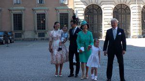 Prinzessin Victoria Prinz Oscar, Prinz Daniel, Königin Silvia, Prinzessin Estelle & Carl Gustaf