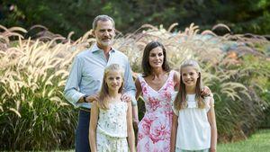 So sommerlich: Neue Familienbilder der spanischen Royals