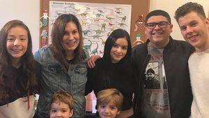 """Am Set: Die """"Modern Family""""-Kids veranstalten Xmas-Party!"""