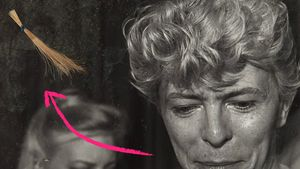 David Bowies Haar-Locke: Für 18.000 Dollar versteigert!
