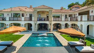 Sommerliche Luxus-Villen: So wohnen die Stars