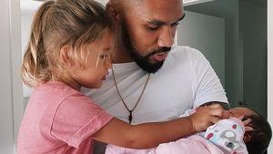 Dominic verrät: Mia weicht Baby Kyla nicht von der Seite