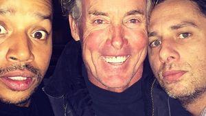 JD, Turk & Dr. Cox: Zach Braff postet Scrubs-Pic