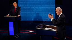 Stars zittern: So eng ist US-Wahl zwischen Trump und Biden