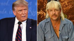 "Begnadigt Donald Trump etwa ""Tiger King""-Star Joe Exotic?"