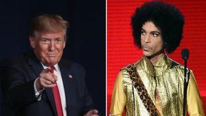 """Ärger für Trump: Prince' """"Purple Rain"""" im Wahlkampf gespielt"""