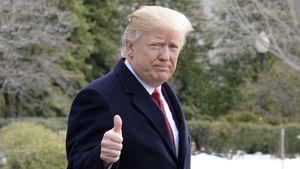 Verstärkung im Weißen Haus: Donald Trump wird wieder Opa!