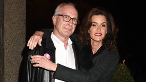 Nach Krebsschock: Model Janice Dickinson heiratet Dr. Gerner