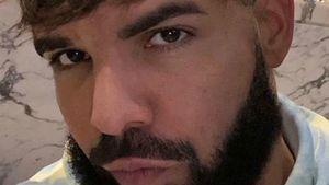 Was soll das? Drake trägt jetzt Pony mit blondiertem Herz