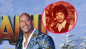 Nostalgie-Alarm? Dwayne Johnson teilt Kinderfoto von sich