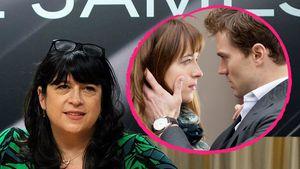 """""""Fifty Shades""""-Autorin: Heiße Vibes zwischen Dakota & Jamie!"""