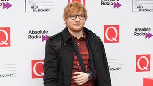 Mit Armverletzung: Ed Sheeran ging nach Unfall noch in Pub!