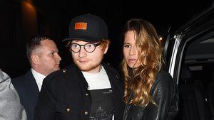 Zeltaufbau bei Ed Sheeran: Zweite Hochzeit in Startlöchern?