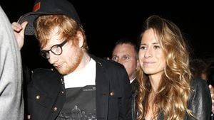 Ed Sheeran und Cherry Seaborn bei der Warner Brit Awards After Party