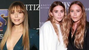 Selten: Elizabeth Olsen spricht über Mary-Kate und Ashley!