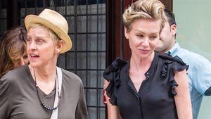 Trieb Ellen DeGeneres ihre Portia in die Sucht?