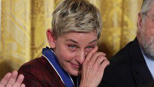 Gemeine Ellen DeGeneres? Sie ist wegen Gerüchten verletzt