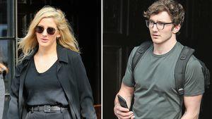 Ellie Goulding und Caspar Jopling