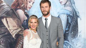 Chris Hemsworth & Elsa genießen Zeit mit den Kids