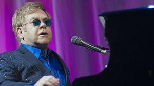 Potenziell tödlich! Elton John wegen Infektion behandelt