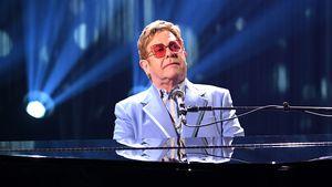 Verstorbener Freund rettete Elton John vor dem Drogen-Tod
