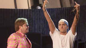 """""""Elektrisierend"""": Elton John schwärmt von Gig mit BFF Eminem"""