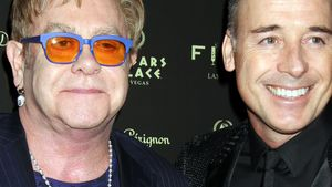 Elton John und David Furnish