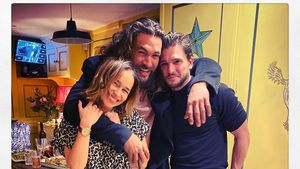 "Emilia, Jason und Kit feiern Mini-""Game of Thrones""-Reunion"