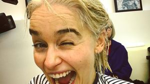 Endlich echte Khaleesi: GoT-Emilia Clarke jetzt blond!