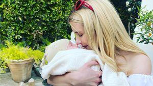 Hallo Rhodes! Emma Roberts postet süßes Bild mit ihrem Baby