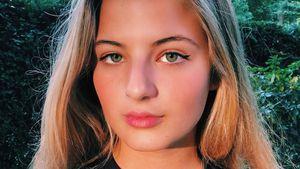 Verrät Emma Schweiger hier, dass sie verliebt ist?