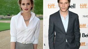 Geht da was? Emma Watson steht auf Daniel Brühl