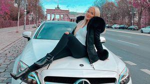 Delle in Polizeiwagen: Klage gegen Emmy Russ fallengelassen