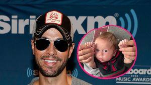 Enrique Iglesias bezaubert mit Tanzvideo von Tochter Mary