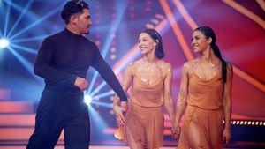 """Mit Erich & Schwester: Oana verzaubert """"Let's Dance""""-Studio"""