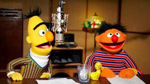 """Bert und Ernie kein Paar? """"Sesamstraße"""" widerspricht heftig"""