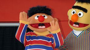 Ernie und Bert dürfen nicht heiraten