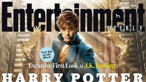 """Entertainment Weekly""-Cover"