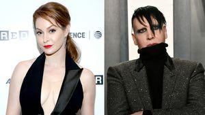 Vorwurf von GOT-Star: Schnitt Marilyn Manson sie mit Messer?