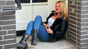 Schokoproblem: Evelyn Burdecki hat acht Kilo zugenommen